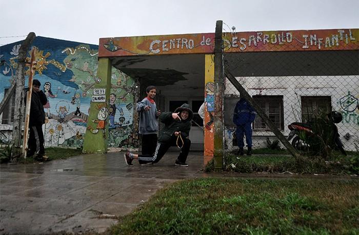 EVACUADOS DONACIONES SOCIEDAD DE FOMENTO BARRIOS LLUVIA 04