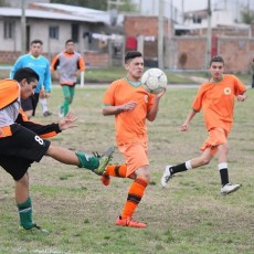 Se disputó la segunda fecha del Fútbol Barrial