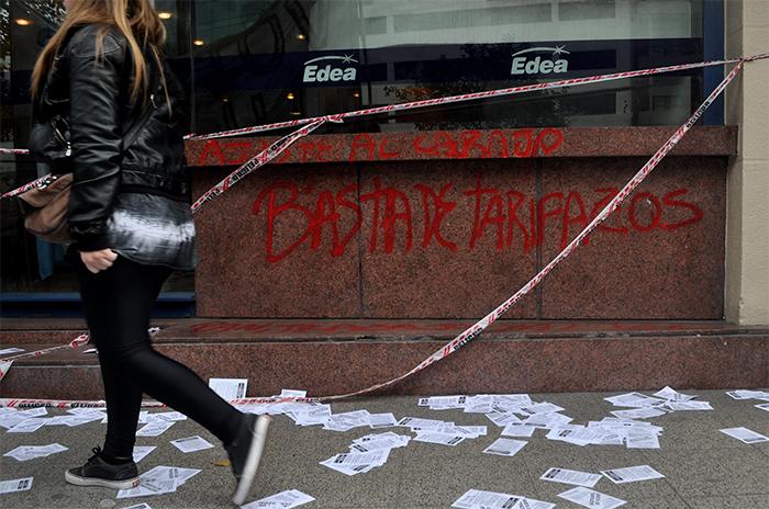 Por la anulación de los tarifazos, otra protesta y movilización