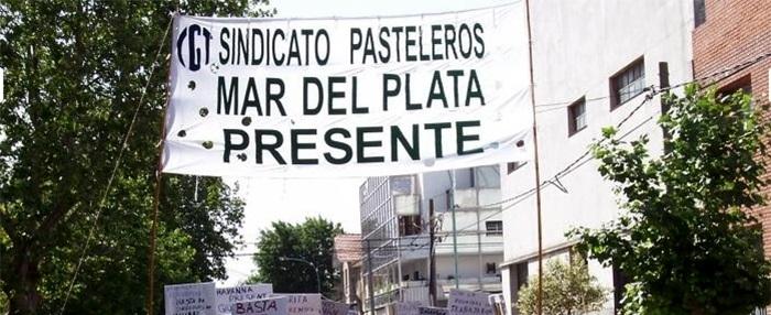 Pasteleros anuncian protestas durante el fin de semana largo