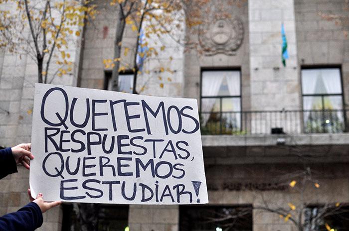 """Escuelas municipales: """"Unos 300 chicos no van a poder seguir"""""""