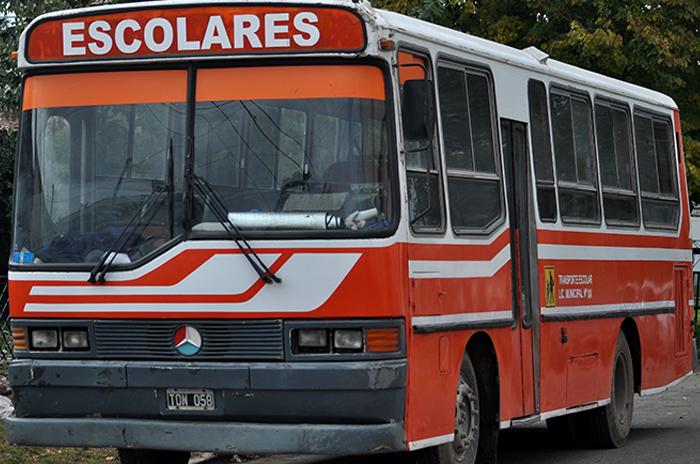 Batán: la delegación se hará cargo del transporte escolar