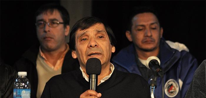 """La CGT contra Arroyo: """"Actúa de acuerdo a lo que le sirve"""""""