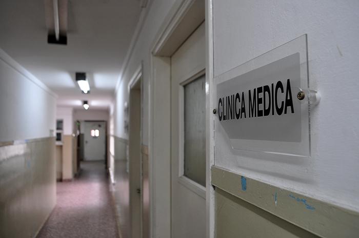 Profesionales de la salud, en conflicto: pararán el 5 de abril