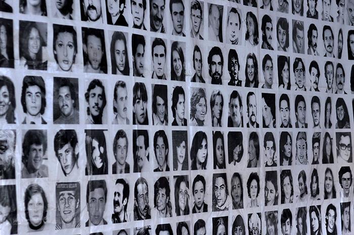 """Actividades que conmemoran el """"Día del detenido desaparecido"""""""