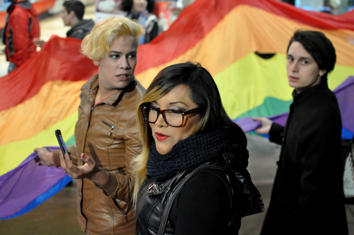 """Orgullo y reclamo LGBT: """"Que pare el odio y la transfobia"""""""