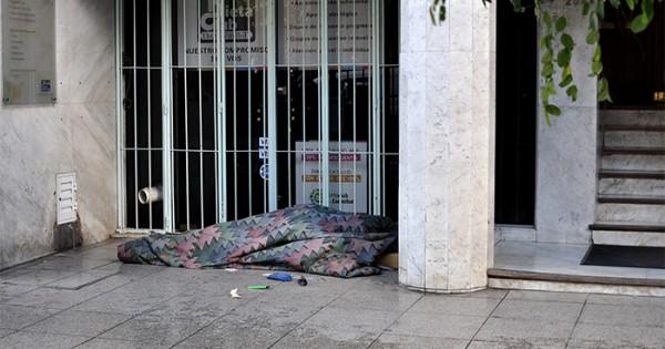Situación de calle: terminó el censo con foco en nueve zonas