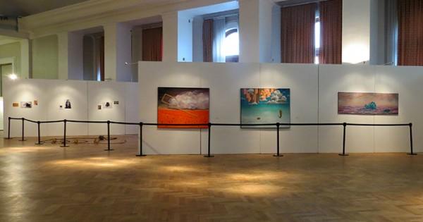 Cinco muestras de artes visuales para ver en el Teatro Auditorium