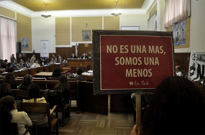 Violencia de género: la polémica se trasladó al Concejo