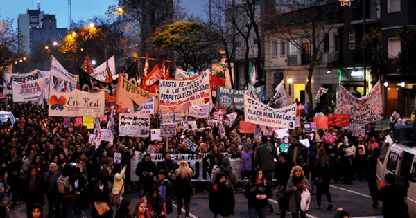 #NiUnaMenos: otro año de lucha, más casos y el mismo reclamo