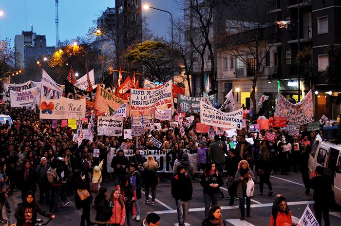 """""""El #NiUnaMenos hizo ineludible el tema para el poder político"""""""