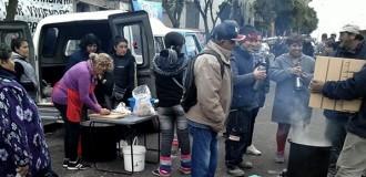 Por trabajo y viviendas, toman Desarrollo Social de la Nación