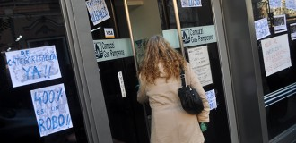 Camuzzi: sin avances en la paritaria, trabajadores van al paro