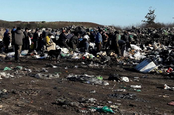 El saneamiento del basural comenzará la semana que viene