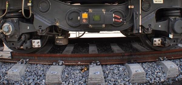 Trenes: presentan una denuncia por defectos en los durmientes