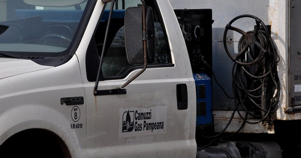 Gas: Camuzzi ejecuta obras por más de 7.000 millones de pesos
