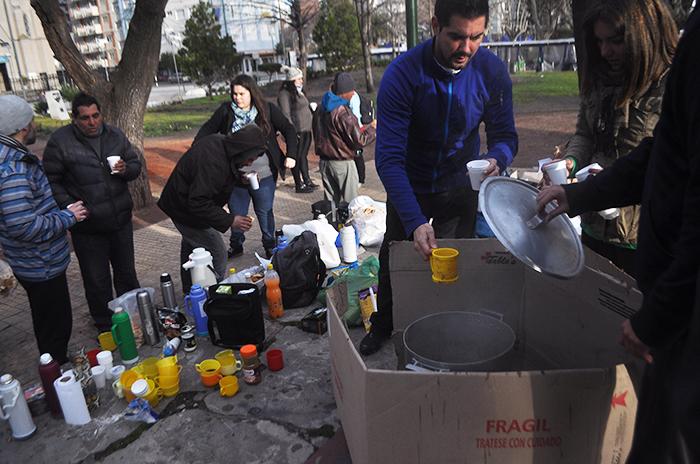 Situación de calle: lanzan un nuevo programa de asistencia