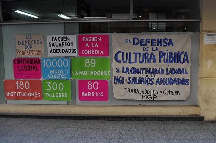 Amparo: primer encuentro con autoridades municipales