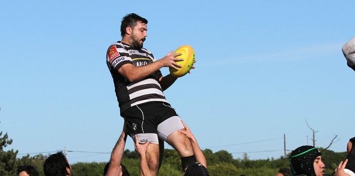 Rugby: Sporting más puntero que nunca