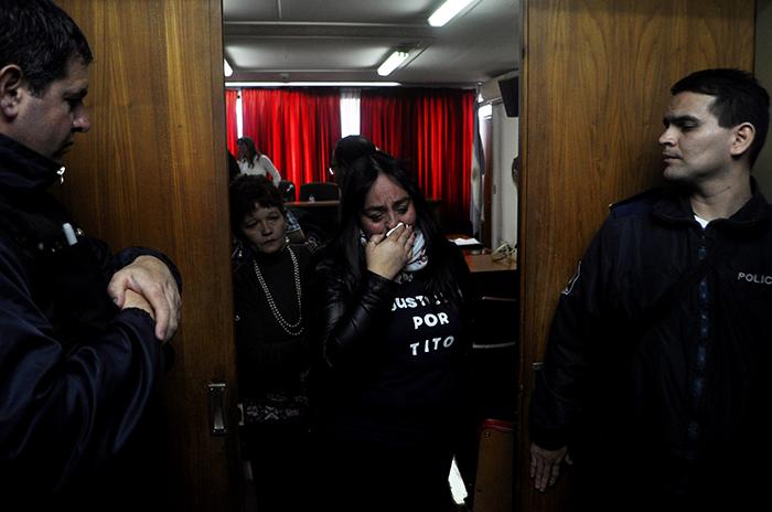 "Caso Tito Arriagada: ""Nos sentimos defraudados"""