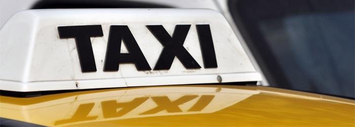 Amenazaron al chofer y robaron un taxi: detenidos