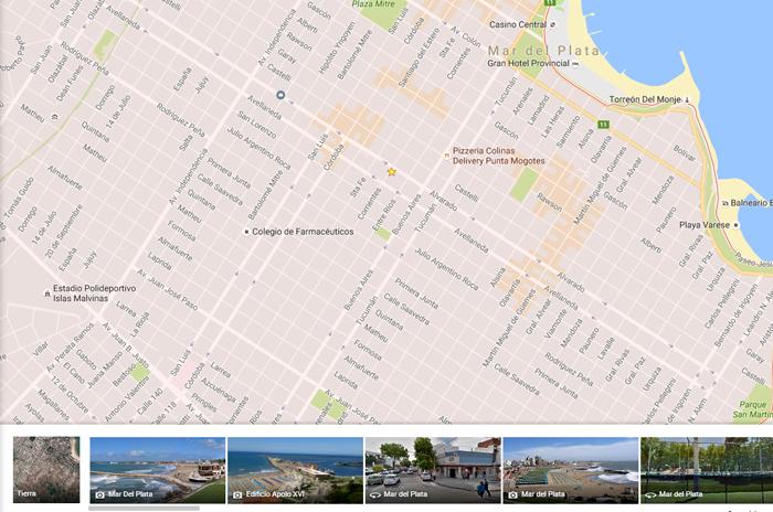 Google Maps mejora su sistema de navegación