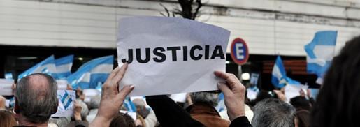Jueces de todo el país piden la intervención de la Procuración