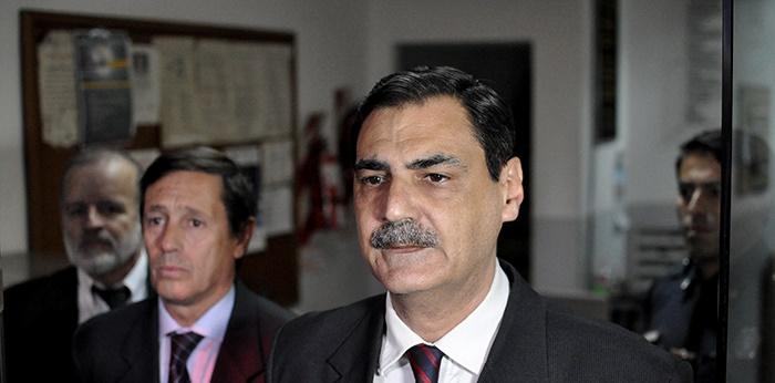 """López: """"Más que una interna, lo que hay es un partido judicial"""""""