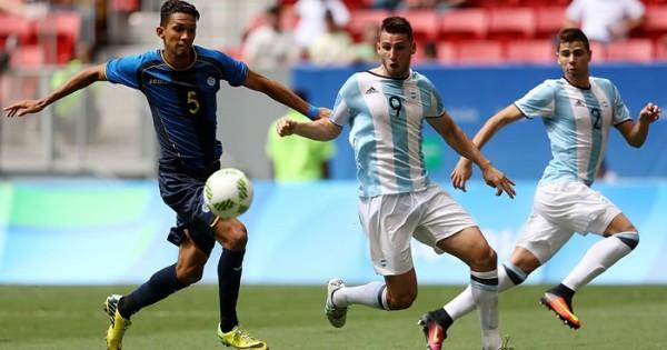 La selección de fútbol, eliminada de Río 2016
