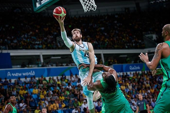 Argentina dejó el alma para ganarle a Brasil