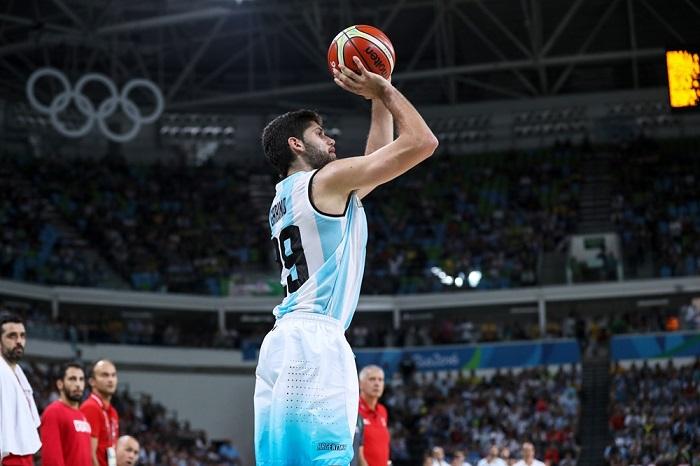 Basquet Argentina Croacia Rio 2016 Garino FOTO FIBA