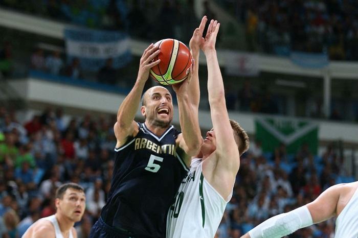La selección de básquet no pudo con Lituania y perdió el invicto