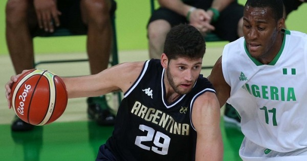 Garino: marplatense, olímpico, NBA y vecino destacado