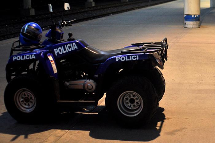 El Municipio comprará cuatriciclos para el Ministerio de Seguridad