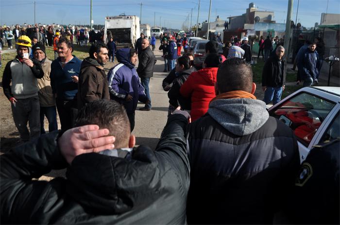 Agresiones a Macri: ahora informan que hay un detenido