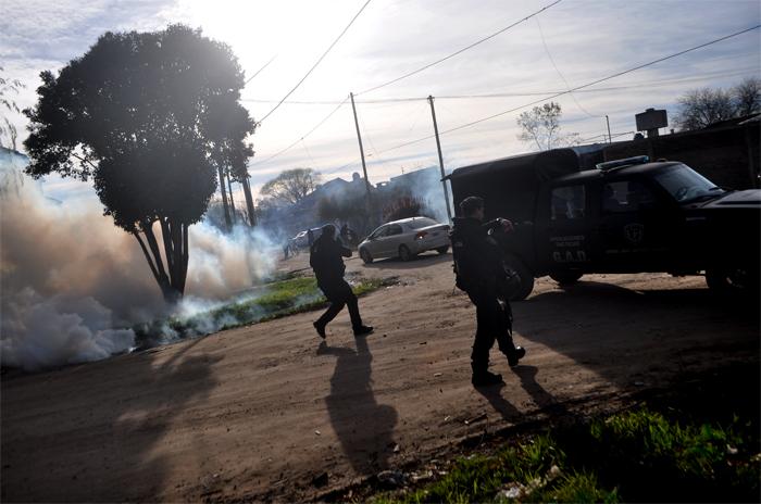 """Los otros incidentes: """"Macri apeló a la represión directa"""""""