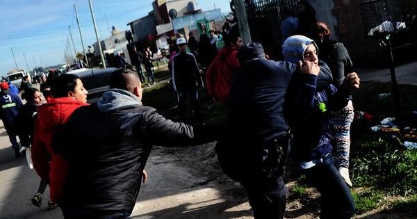 Macri en Mar del Plata: un acto entre reclamos y violencia