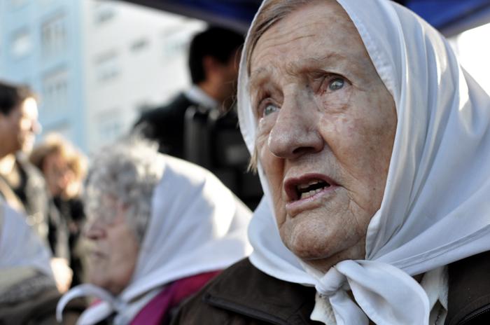 """Las Madres, sobre Macri: """"No sabe y no le importa lo que pasó"""""""
