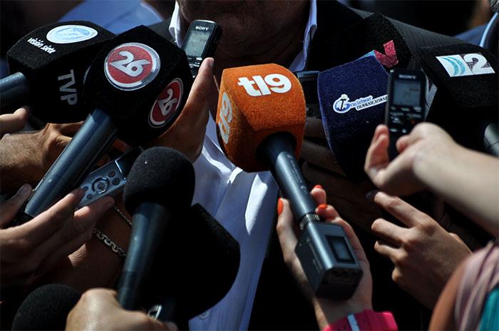 Sigue el conflicto y vuelven a parar los trabajadores de televisión