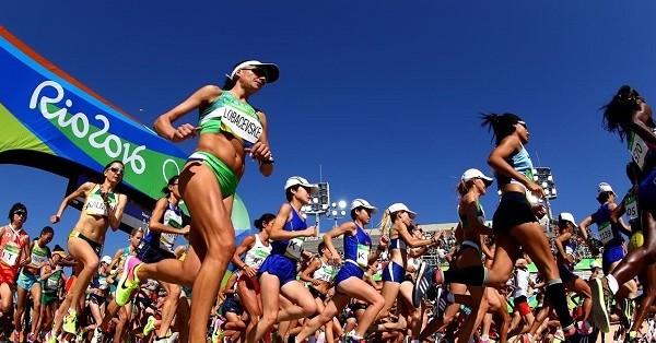 Río 2016: Marita Peralta no pudo terminar el maratón
