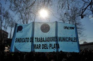 Sigue el conflicto: trabajadores municipales advierten con un paro para el viernes