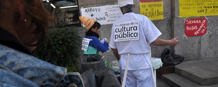 Día de ñoquis: vuelven a pedir la renuncia de Silvana Rojas