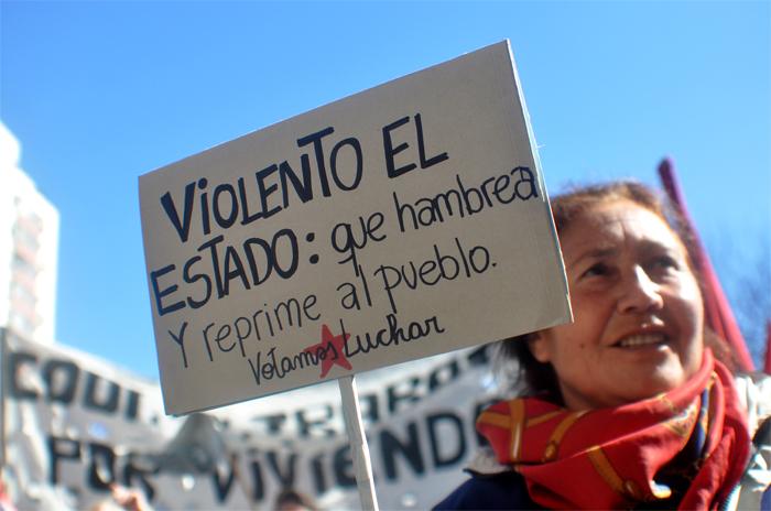 Macri será recibido con una marcha en su contra