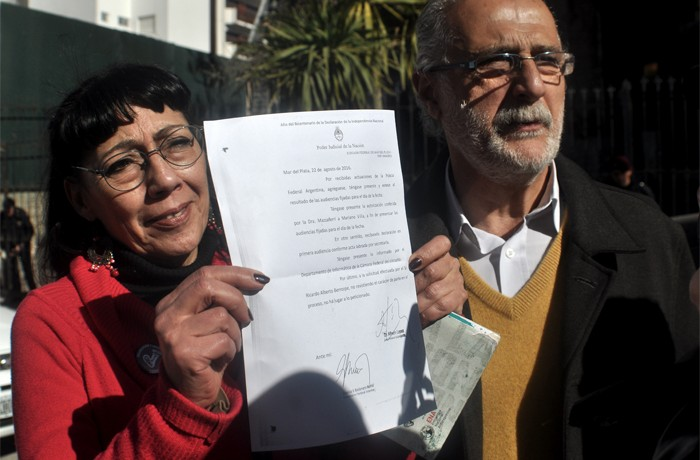 VOTAMOS LUCHAR PROTESTA JUEZ LOPEZ CORREPI INCIDENTES MACRI  (16)