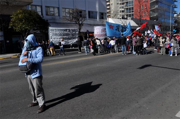 """""""López se convirtió en el vocero de la política represiva"""""""