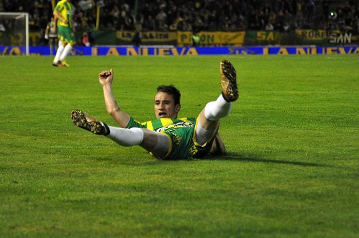 Aldosivi ganó un partido de seis puntos