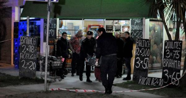 Comerciante mató a un hombre que intentó robar su verdulería