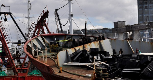 Pesca: empresarios y sindicatos piden la intervención de Vidal