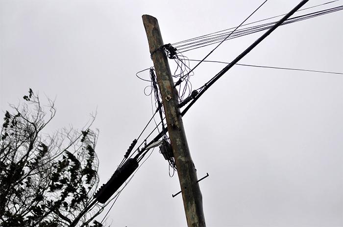 Viernes: habrá cortes programados y dos barrios quedarán sin luz