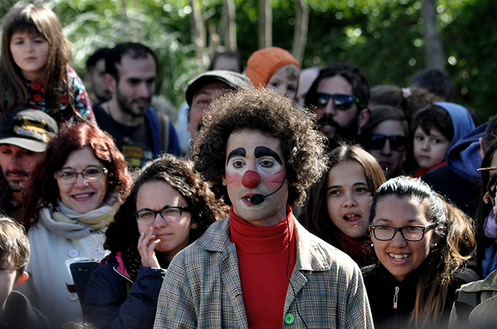 "Veto al Circo La Audacia: ""Atenta contra la democracia"""